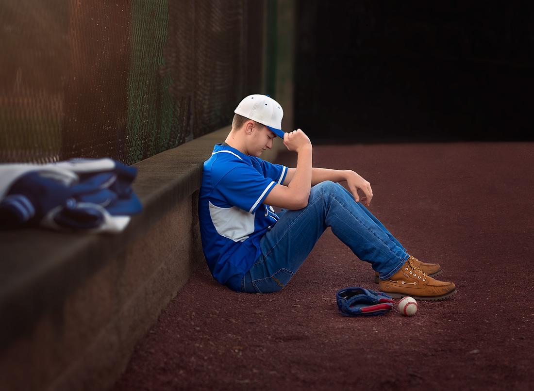 senior baseball