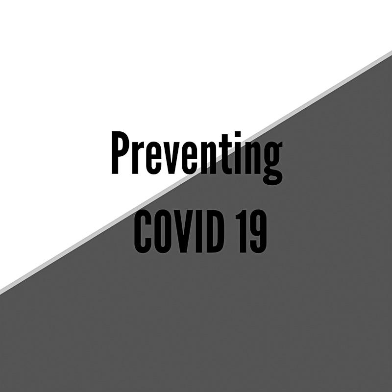 preventing cover 19